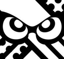 Splatoon SquidForce Squidmark Sweat Sticker