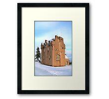 Crathes Castle Framed Print