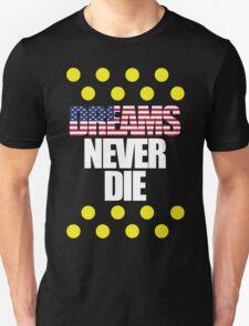 RIP Dusty Rhodes Black T-Shirt