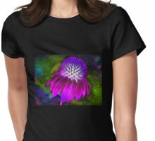 Cosmic Light Womens Fitted T-Shirt