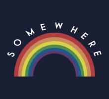 Over The Rainbow Baby Tee