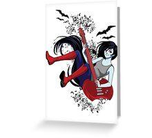 Marceline Greeting Card