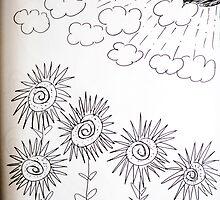 doodles by Elizabeth Pellette