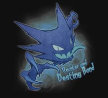 Haunter Used Destiny Bond by shadypenguinn
