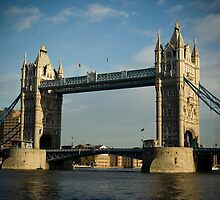 London Tower Bridge by tkn1988