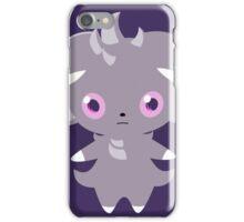 Pokemon Espurr Simplistic iPhone Case/Skin