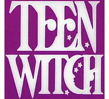 Teen Witch Photographic Print
