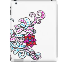 floral-ness iPad Case/Skin