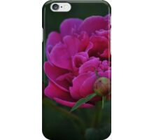 Passion Pink Peony iPhone Case/Skin