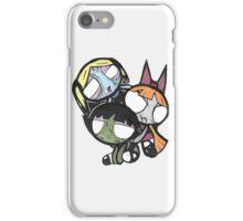 Monsterpuff Ghouls iPhone Case/Skin