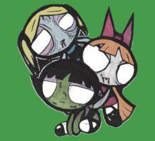 Monsterpuff Ghouls Baby Tee