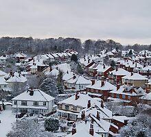Far Headlingley Winter by WatscapePhoto