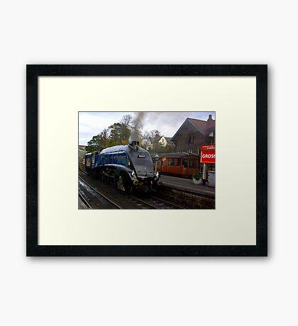 Sir Nigel Gresley - Grosmont Framed Print