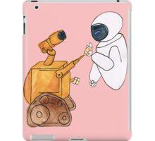 Robot Love iPad Case/Skin