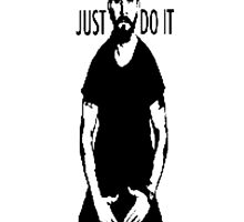 Shia Labeouf - Just Do It by Mikeyandajax