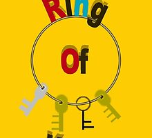 Ring of Keys - Fun Home by snipsnopsky