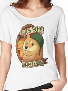 CSGO Doge  Women's Relaxed Fit T-Shirt