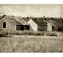 Long Forsaken Photographic Print