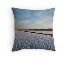 Open Thought Throw Pillow