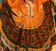 Dancer in Chihuahua by Laurel Talabere