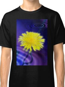Submerged Dreamy Dandelion Classic T-Shirt