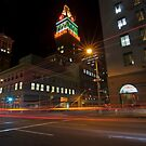 Downtown Oakland, CA at Night by MattGranz
