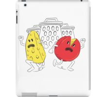 Revenge of the Space Graters iPad Case/Skin