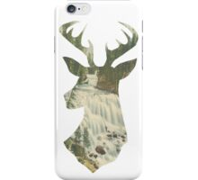yellowstone stag iPhone Case/Skin