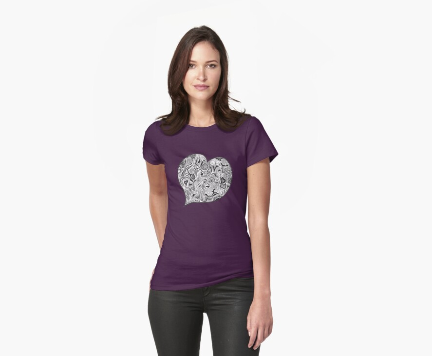 Crazy Little Thing Called Love T-shirt by Dianne  Ilka