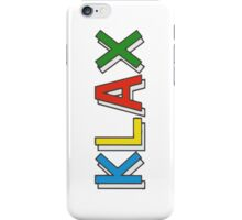 KLAX. iPhone Case/Skin
