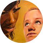"""Flesh Tone Conundrum #1"" by William  Thomas"