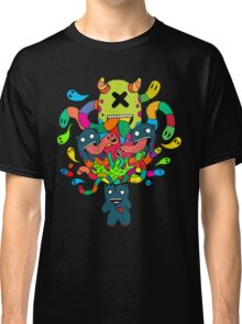 Monster Brains Classic T-Shirt