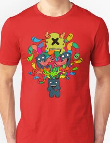 Monster Brains Unisex T-Shirt