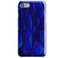 Sapphire Scales iPhone Case/Skin