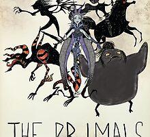 Tim Burton The Primals by zerojigoku