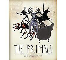 Tim Burton The Primals Photographic Print