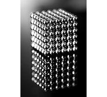 Neo Puzzle Cube Photographic Print