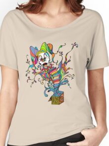 Jack In The Box Women's Relaxed Fit T-Shirt