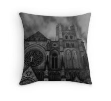 For Who The Bells Toll Throw Pillow