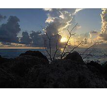 Miami Beach Sunrise 2 Photographic Print