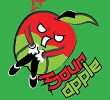Sour Apple by zerojigoku