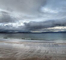 Galway Bay Dramatic View by Mark  Attwooll