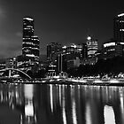 The banks of the yarra... by Donna Ireland