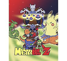 Masterball Z Photographic Print