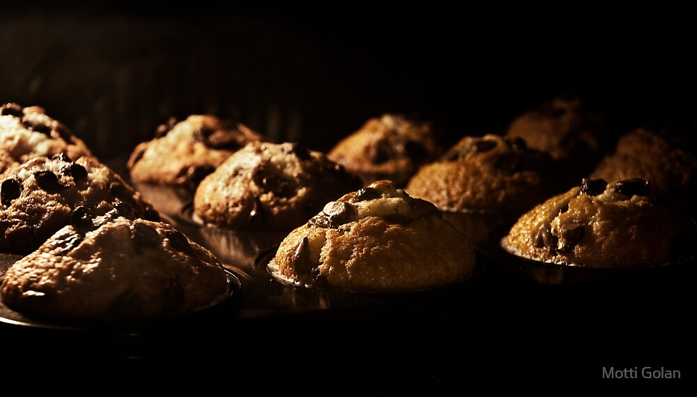 Muffin Time  by Motti Golan