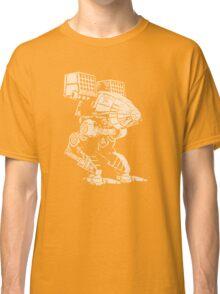 caturpult (white) Classic T-Shirt