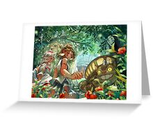 Forest of Magic Greeting Card