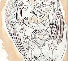 Mother Love by blissabhilasha