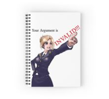 Your Argument is Invalid Spiral Notebook