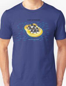 A Raft of Penguins Unisex T-Shirt